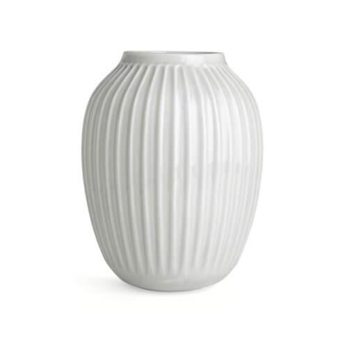 Kähler Hammershøi Vase L Weiß