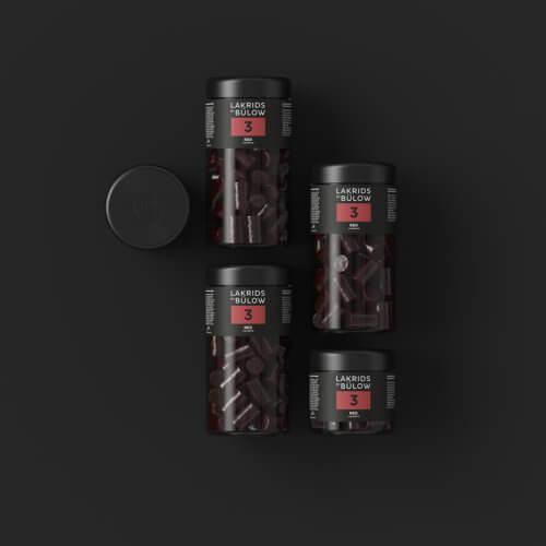 Lakrids 3 Red Liquore – Fruchtige Lakritz