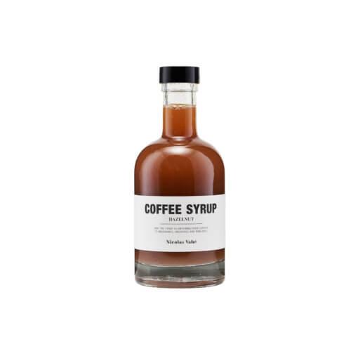 Nicolas Vahé Kaffeesirup Haselnuss – 25cl