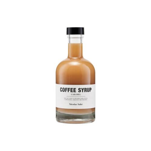 Nicolas Vahé Kaffeesirup Karamell 250ml