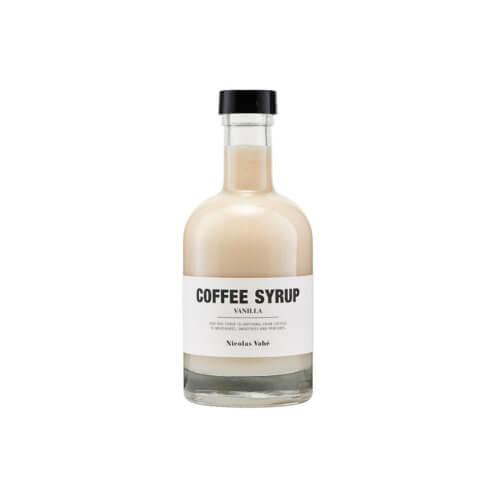 Nicolas Vahé Kaffeesirup Vanille