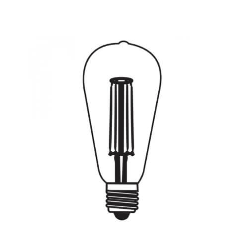 OPJET Paris LED Glühbirne H13,8 cm