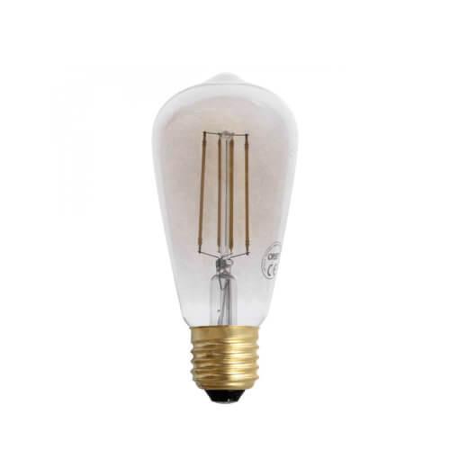 OPJET Paris LED Glühbirne H13,8 cm x B 9,5 (E27); 4W