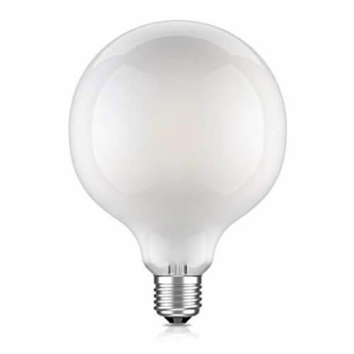 OPJET Paris LED Glühbirne Rund Weiß Ø 12,5