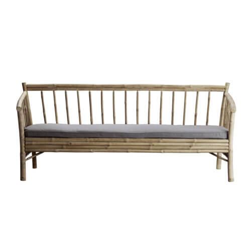 Tine K Home Bambus Lounge Sofa Grau