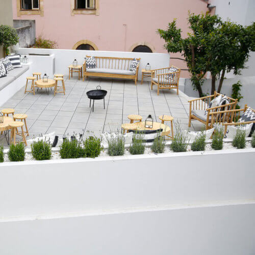 Tine K Home Bambus Lounge Möbel