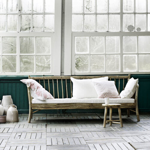 Tine K Home Bambus Lounge Sofa