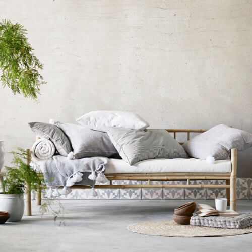 Tine K Home Bambus Lounge Couch