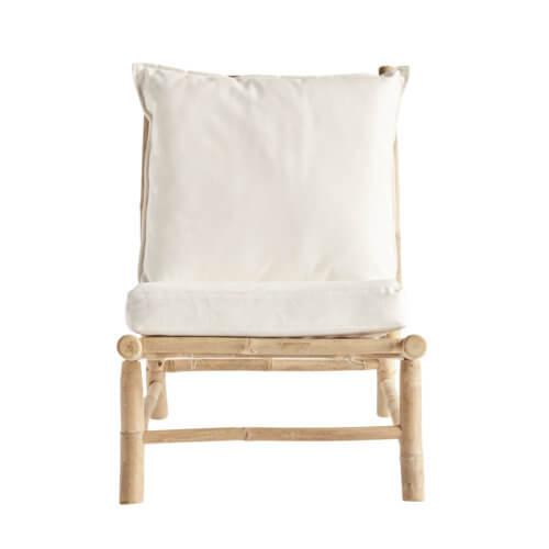 TineK Bambus Lounge Stuhl