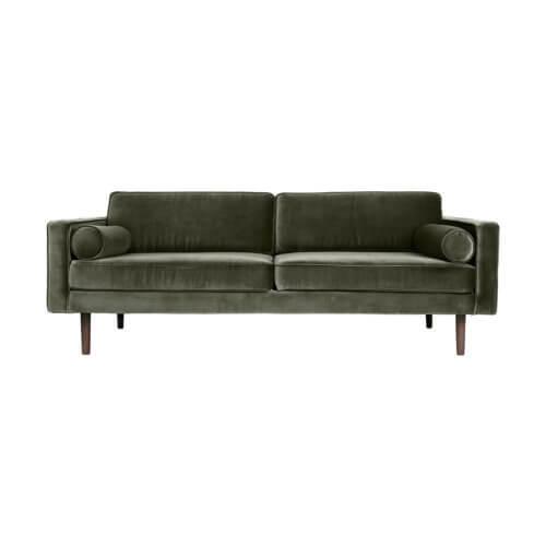 Broste Copenhagen Sofa WIND – Samt in 7 Farbvarianten