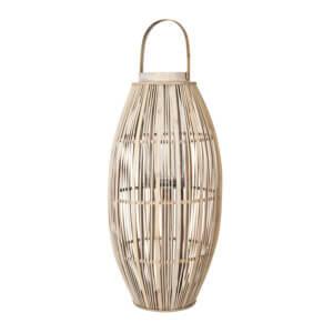 Broste Copenhagen Bambus Laterne ALETA Natur – L