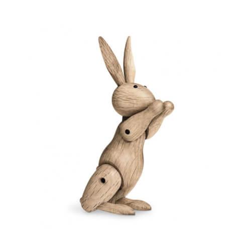 Kay Bojesen Holzfigur Hase
