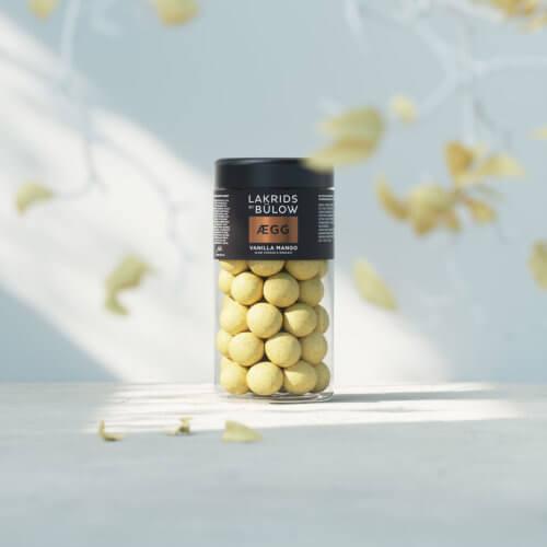 Lakrids ÆGG Vanilla Mango – Regular 265g