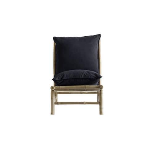 Tine K Home Bambus Lounge Stuhl