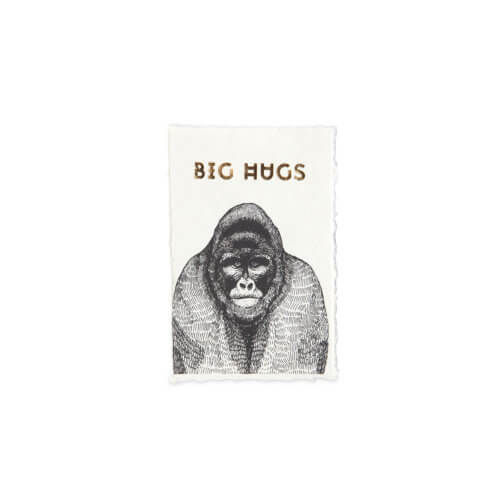 "YAYA Postkarte ""Big Hugs"""