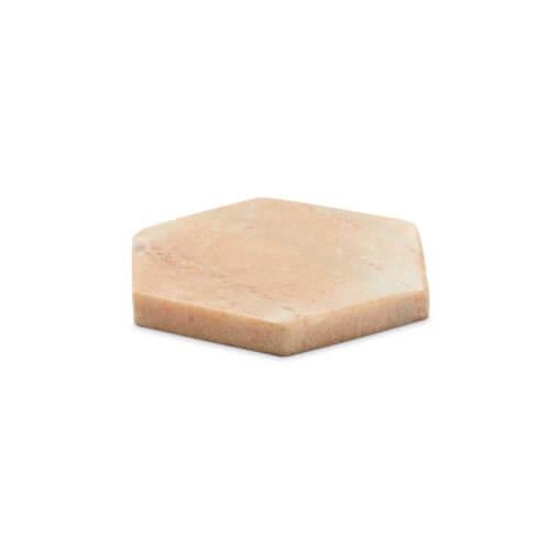YAYA Marmor-Untersetzer Hexagon