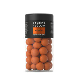 Lakrids – BÆRRIES Sea Buckthorn – Regular 265g