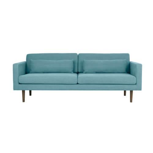 Broste Copenhagen Sofa AIR Grau, Rosé & Blue