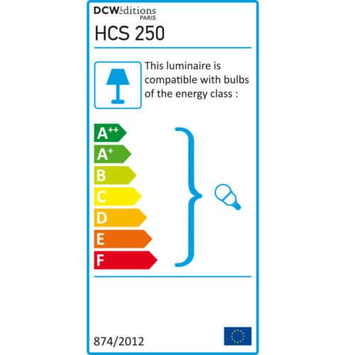DCW HSC 250 Pendelleuchte – verschiedene Farben