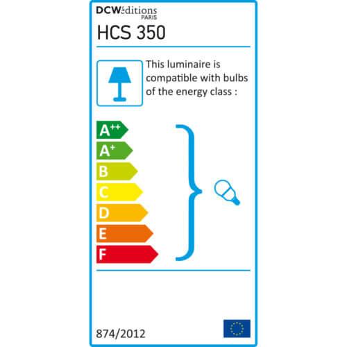 DCW HSC 350 Pendelleuchte – verschiedene Farben