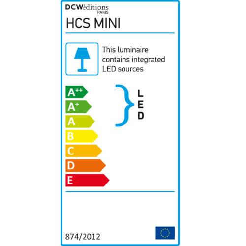 DCW HSC Mini Pendelleuchte