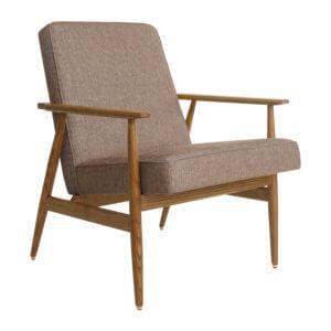 366 FOX Lounge Sessel – Kollektion Loft, Farbe Sand