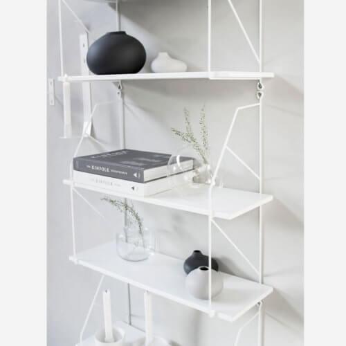 Storefactory Regal Halltorp Weiß – M