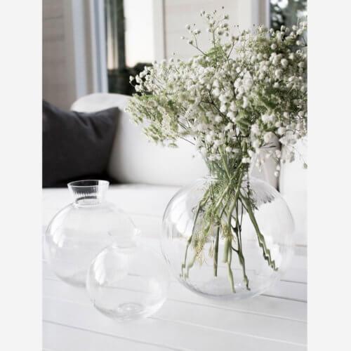 Storefactory VRÅ Vase aus Glas
