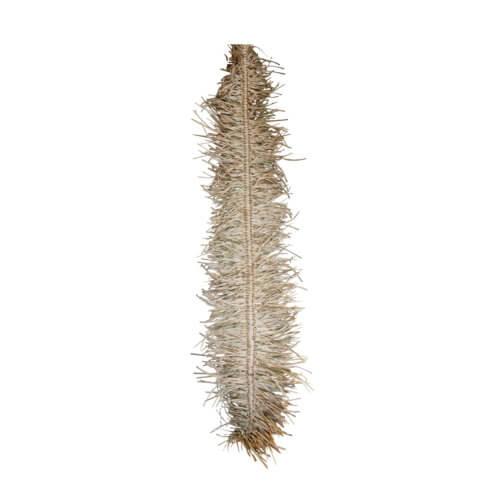 TineK Wand-Dekoration L aus Seegras