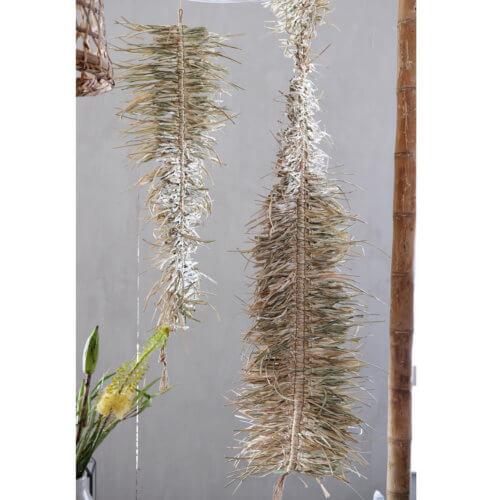 Tine K Home Wand-Dekoration aus Seegras