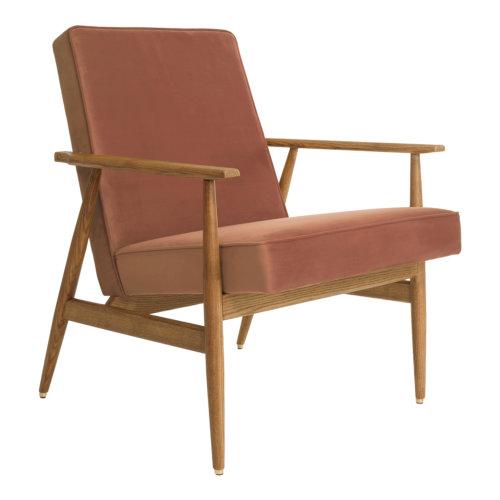 366 FOX Lounge Sessel – Kollektion Velvet, Farbe Sierra Samt
