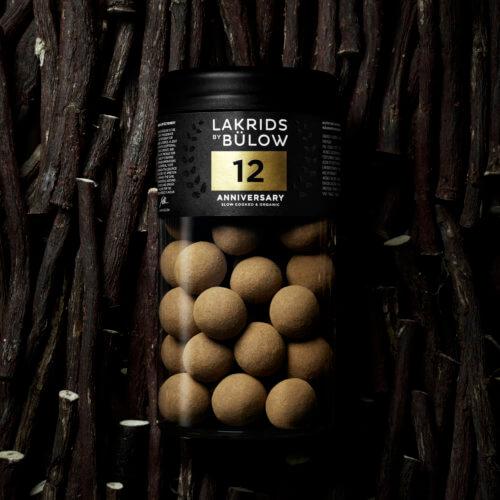 Lakrids 12 Years Regular 295 g – Slowcooked und Bio Lakritz