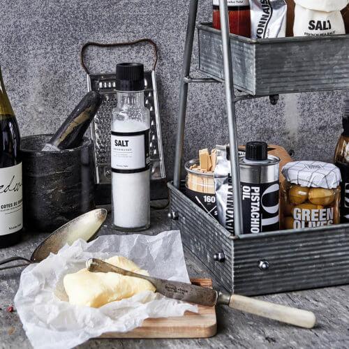 Nicolas Vahé – 4er Set Butter Schneidebretter Akazie