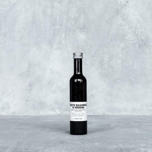 Nicolas Vahé Aceto Balsamico di Modena (Rotweinessig mit Balsamico), Flasche mit Schraubverschluss