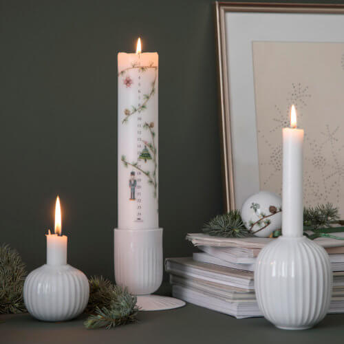 Kähler Hammershøi Weihnachtskugel Stella