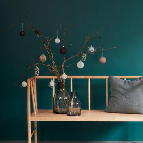 Hübsch Interior Weihnachtsschmuck Holzz