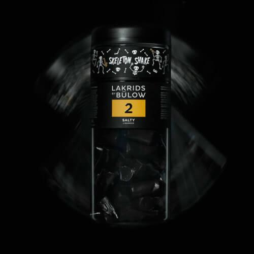 Lakrids Halloween Horror Skeleton Shake – Regular 295g