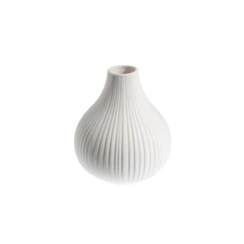 Storefactory Ekenäs Vase Weiß M