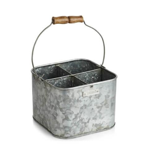 Humdakin Aufbewahrungsbox Zink