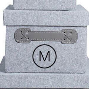 Storefactory Aufbewahrungsbox Grau M