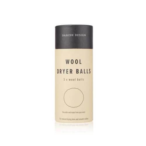 Trocknerkugeln aus Wolle von Humdakin