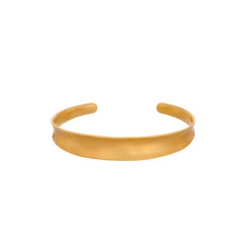 Pernille Corydon Armreif Saga Golden S (60mm)