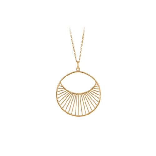 Pernille Corydon Halskette Daylight Golden M