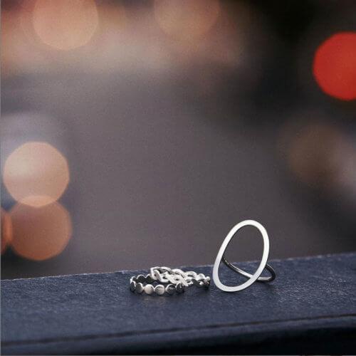 Pernille Corydon Ring Berlin Silber