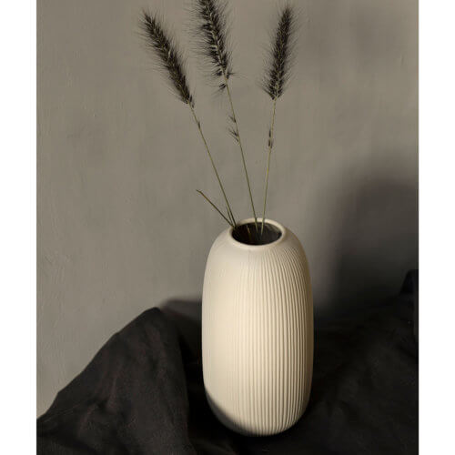 Storefactory Keramik-Vase Beige