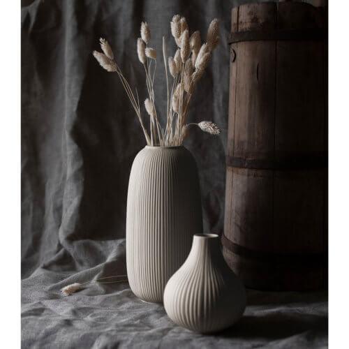 Storefactory Keramik-Vase Beige S