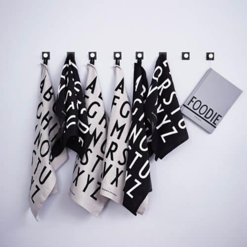 Design Letters Geschirrtuch A-Z