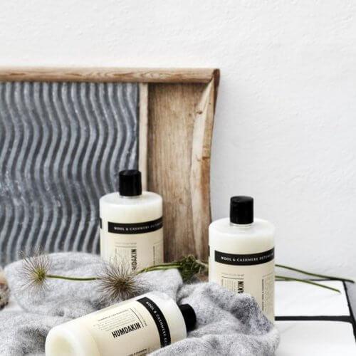Humdakin Waschmittel Wolle Kashmir