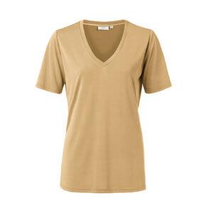 YAYA Modal Shirt Ocker