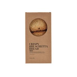Unser Lieblings-Food-Label präsentiert sein Nicolas Vahé Brot Knoblauch, leckere Bruschetta mit Knoblauch-Geschmack.